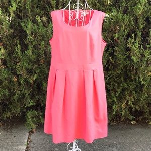 Forever 21 Plus Fit and Flare Dress
